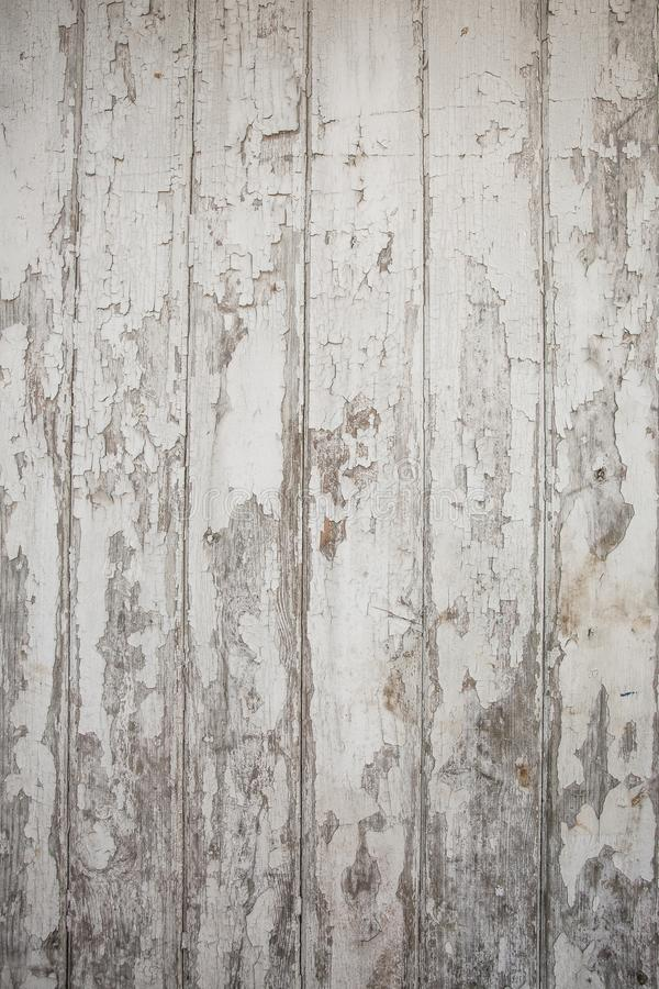 White wood texture background with natural patterns royalty free stock image