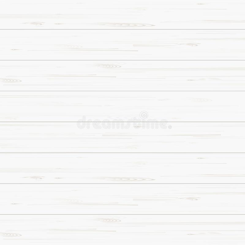 White wood texture for background. Vector. vector illustration