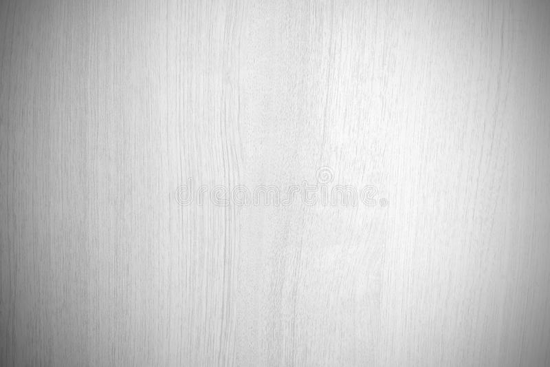 White Wood Texture for background stock image