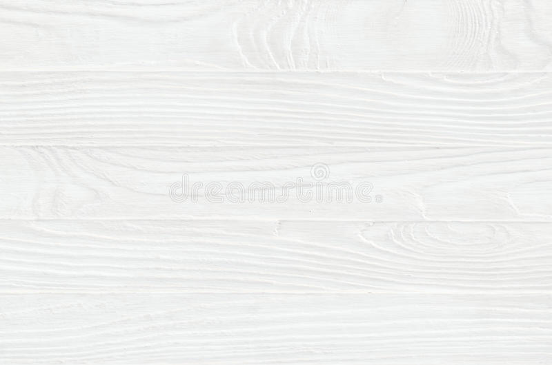 White wood texture background. Wooden table top view stock images
