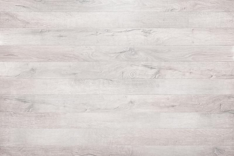 White wood texture background, wooden table top view stock photography