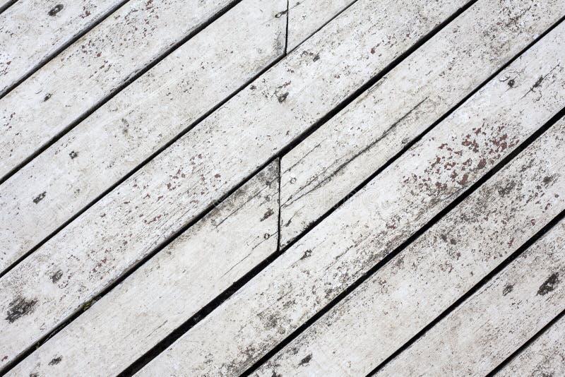 White wood texture stock image