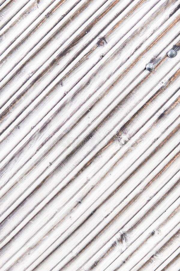 The white wood texture with natural patterns background. royalty free stock images