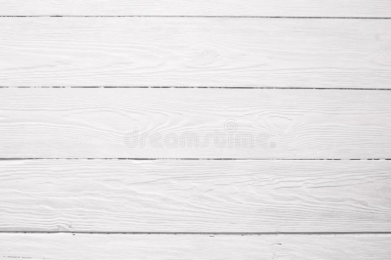 White wooden boards background texture for design royalty free stock images