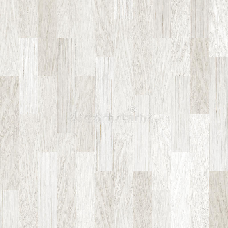White wooden floor parquet or flooring stock photography