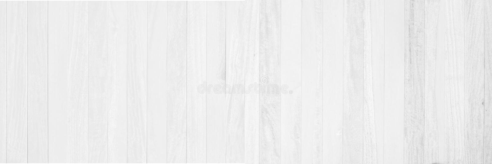 White wooden planed timber flooring, wall, background surface bl royalty free stock images