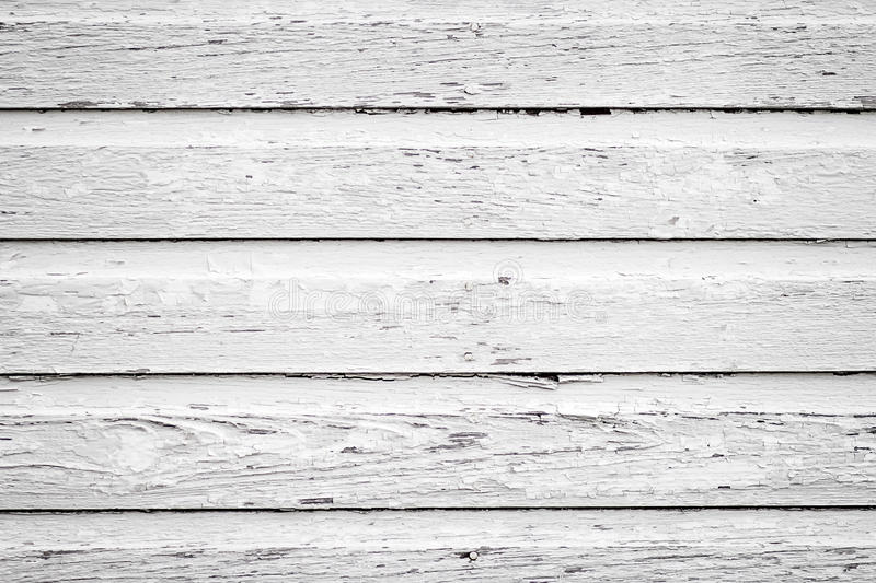 White Wooden Siding Stock Image Image Of Boards Worn