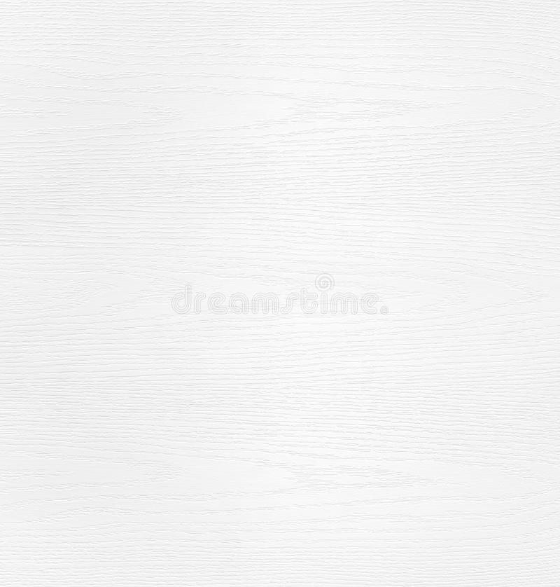 White Wooden Texture Stock Photography
