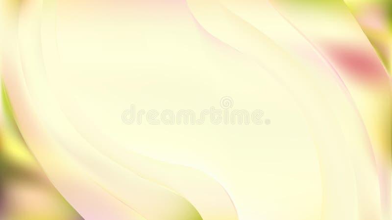 White Yellow Pink Background Beautiful elegant Illustration graphic art design Background vector illustration