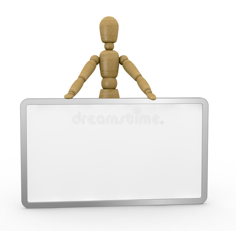Download Whiteboard stock illustration. Image of copy, paper, card - 23953799