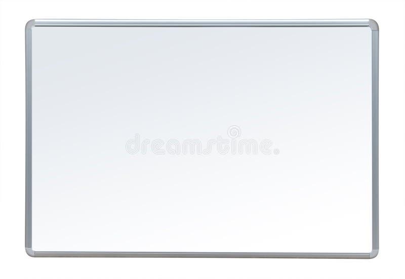 Whiteboard, isolato immagini stock