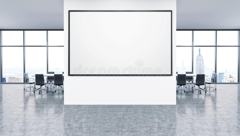 office whiteboard ideas. Download Whiteboard In Office Interior Stock Illustration - Of Empty, Illustration: 75064896 Ideas D