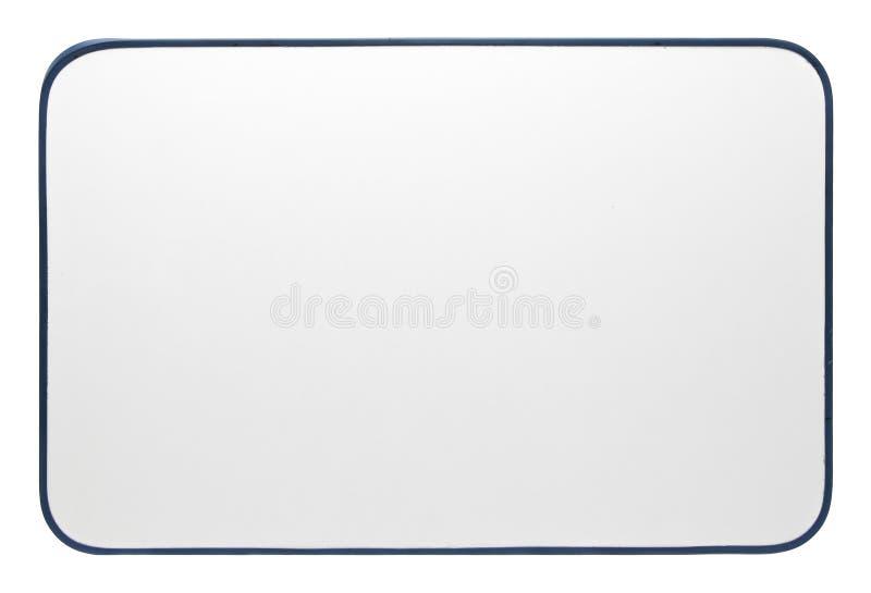 Whiteboard vuoto fotografie stock libere da diritti