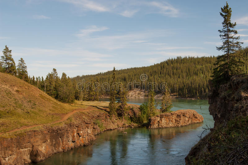 Download Whitehorse Rapids Stock Photography - Image: 28882992