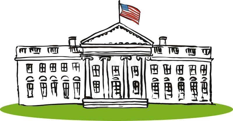 whitehouse απεικόνιση αποθεμάτων
