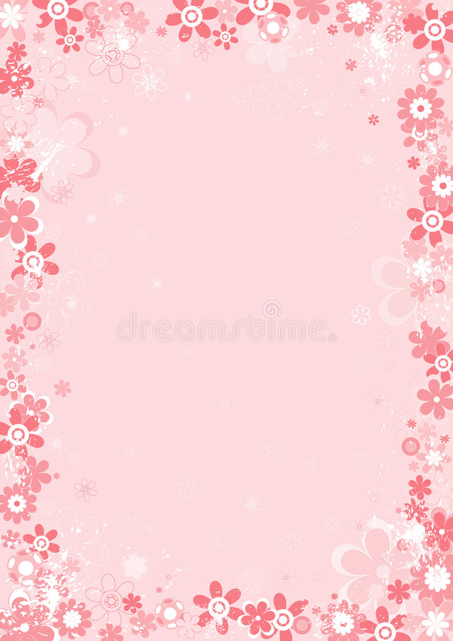 whith вектора цветка предпосылки иллюстрация штока