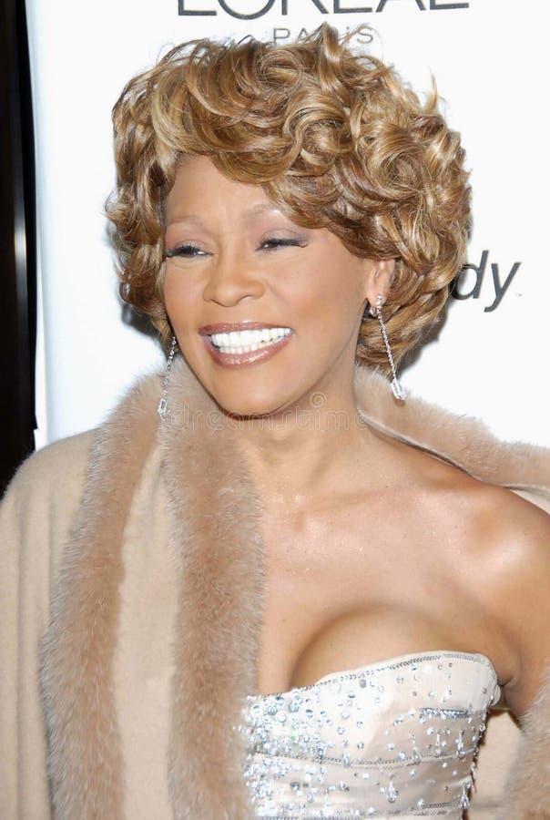 Whitney Houston immagini stock
