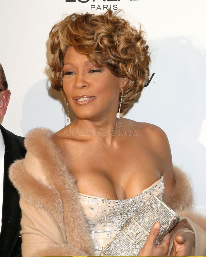 Whitney Houston Editorial Photo