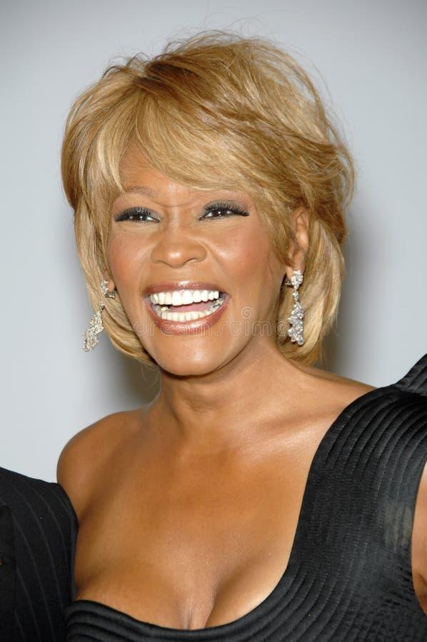Whitney Houston immagini stock libere da diritti