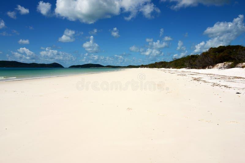Whitsunday Insel lizenzfreies stockbild