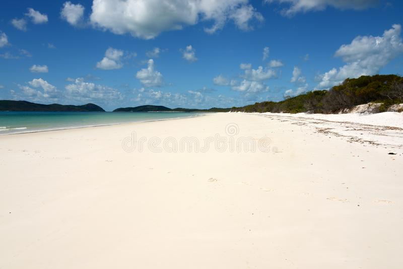 Whitsunday Insel stockfotos