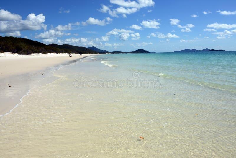 Whitsunday Insel lizenzfreie stockfotos