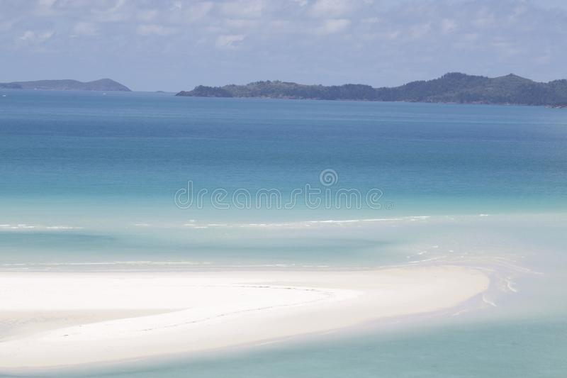 Whitsundays Αυστραλία στοκ εικόνα