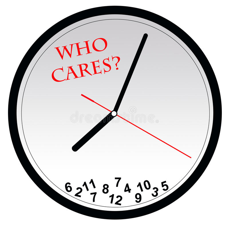 Download Who Cares About Time? Stock Photos - Image: 15710733