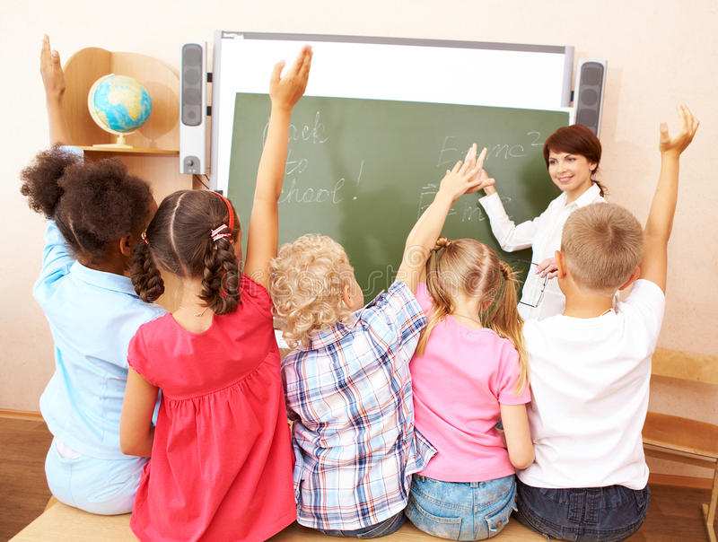 Download Who knows? stock image. Image of educational, mate, lesson - 15104645