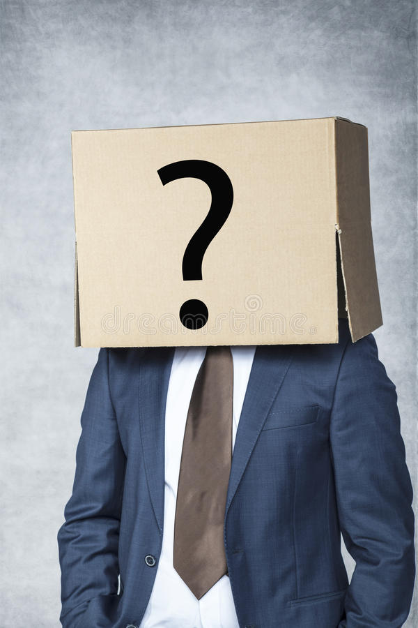 Who is it royalty free stock photos
