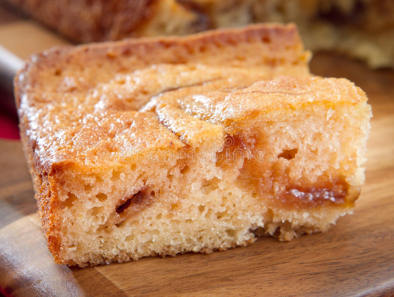 Download Whole apple streusel stock image. Image of separated - 23736251