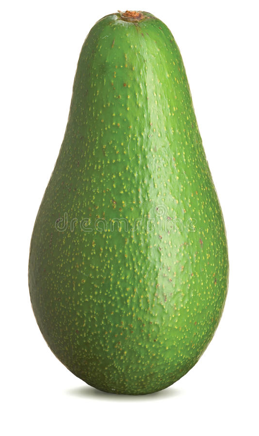 Download Whole Avocado On A White Background Stock Photo - Image: 15244618