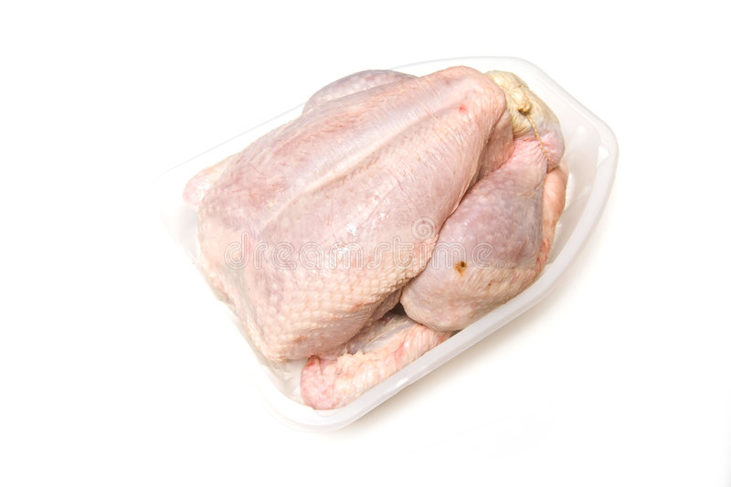 Whole Chicken royalty free stock photography