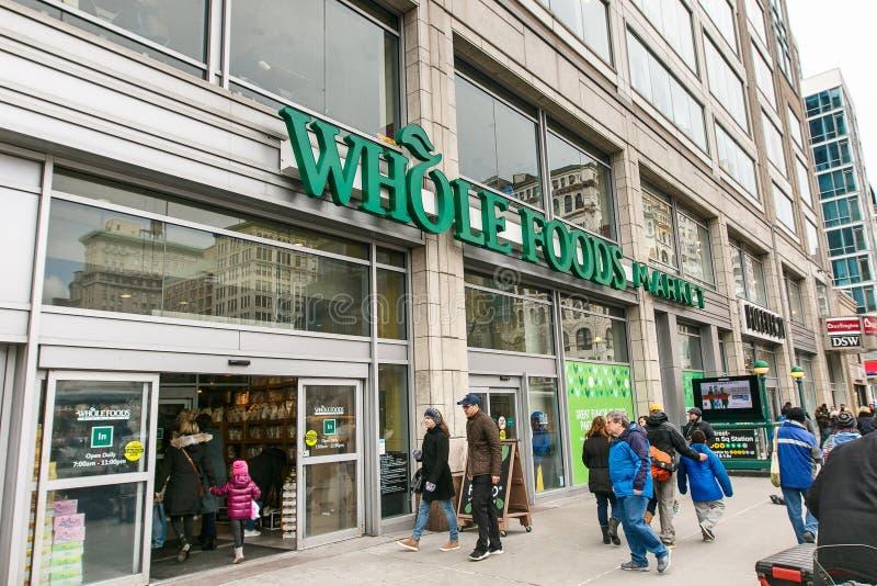 Whole Foods stock fotografie
