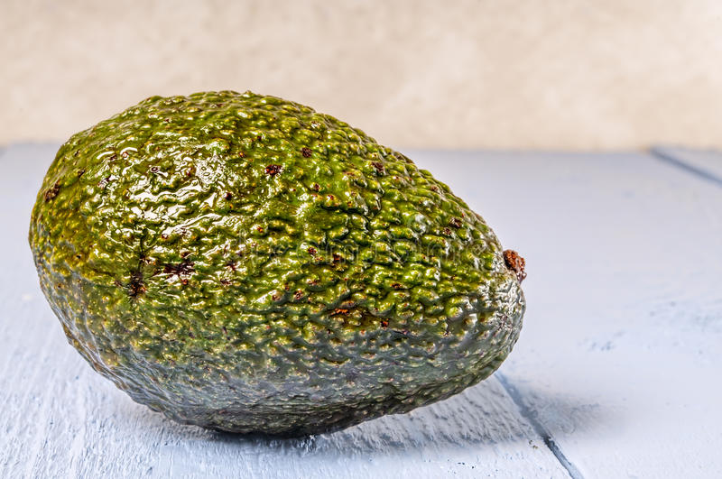 Whole fresh avocado, stock photos