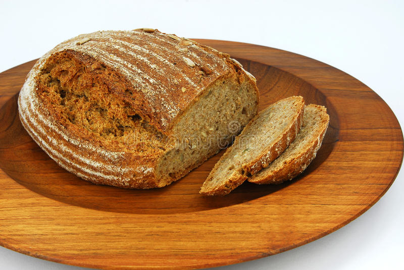 Download Whole Grain Bread Royalty Free Stock Photos - Image: 22998318
