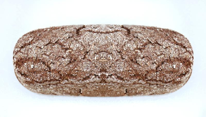 Whole grain bread loaf royalty free stock photos