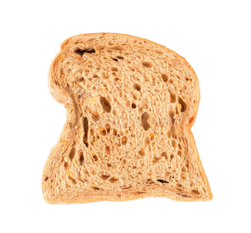 Whole grain bread sprouted wheat. Whole grain bread sprouted wheat royalty free stock images