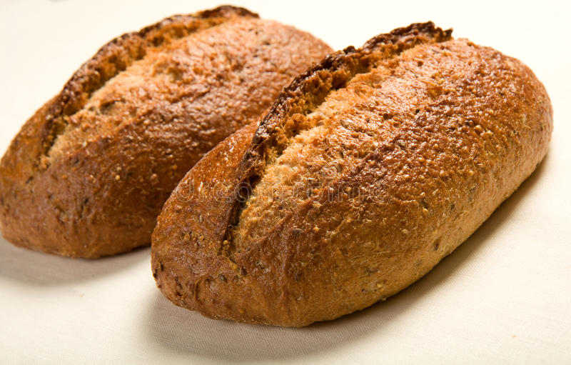 Whole Grain Loaf royalty free stock image