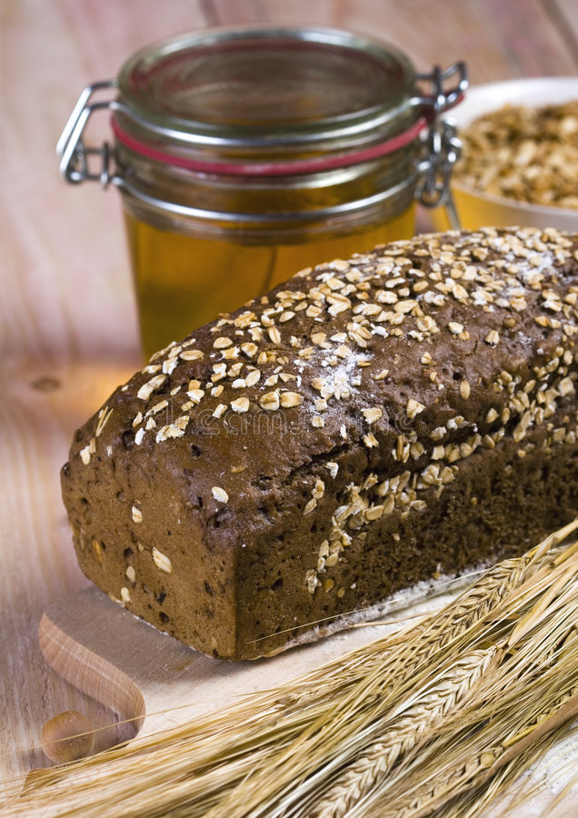Free Whole Wheat Bread Stock Photography - 1968372