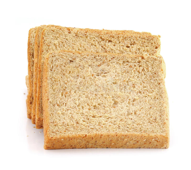 Download Whole wheat bread stock image. Image of tasty, breakfast - 24714531
