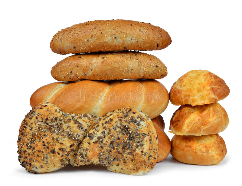 Download Whole Wheat Bread With Bun Stock Photo - Image: 39239831