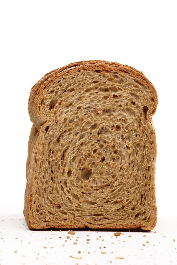 Download Whole wheat bread.JPG stock image. Image of loaf, bread - 7451265