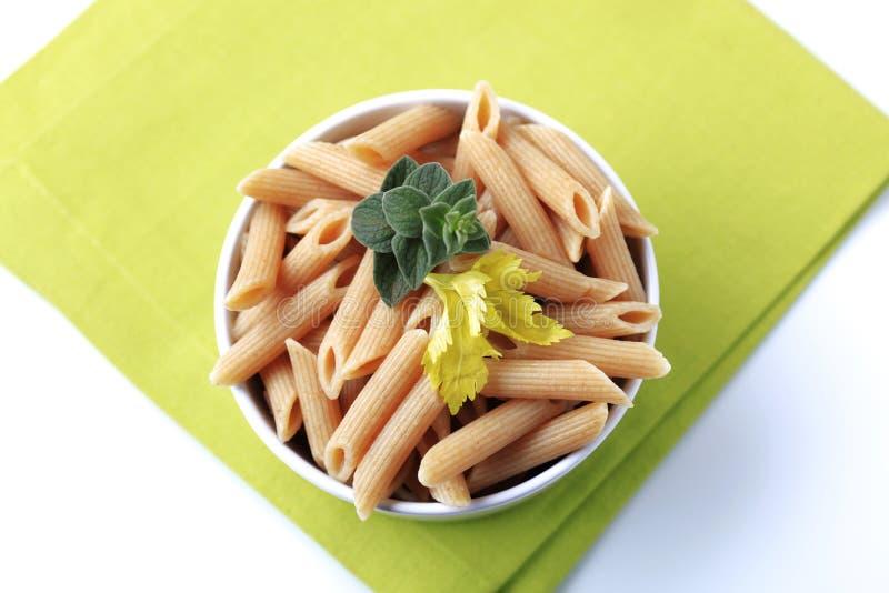Download Whole Wheat Pasta Stock Photos - Image: 24682623