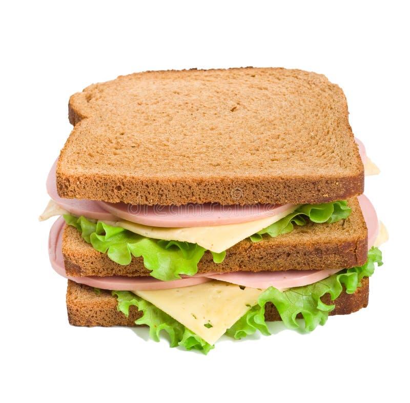 Whole wheat sandwiches