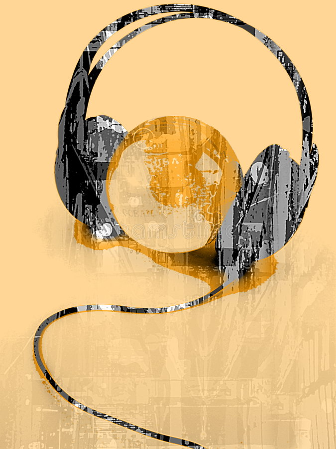 Download The Whole World's Listening Stock Illustration - Image: 3063103