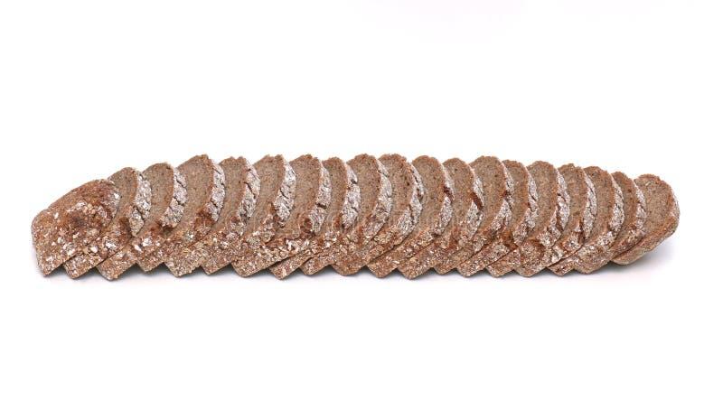 Wholegrain broodbrood stock foto