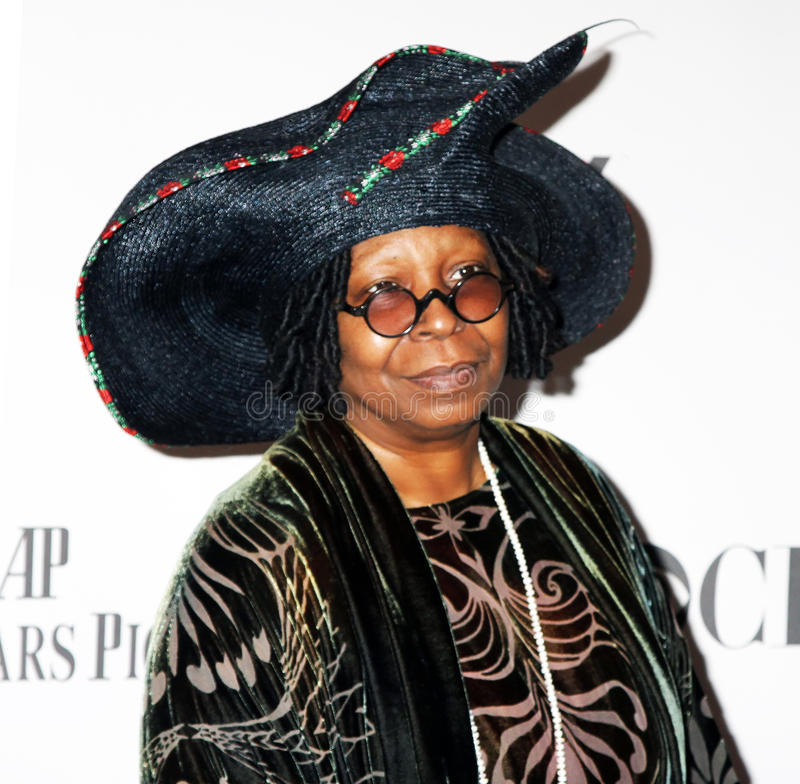 Whoopi Goldberg stock fotografie