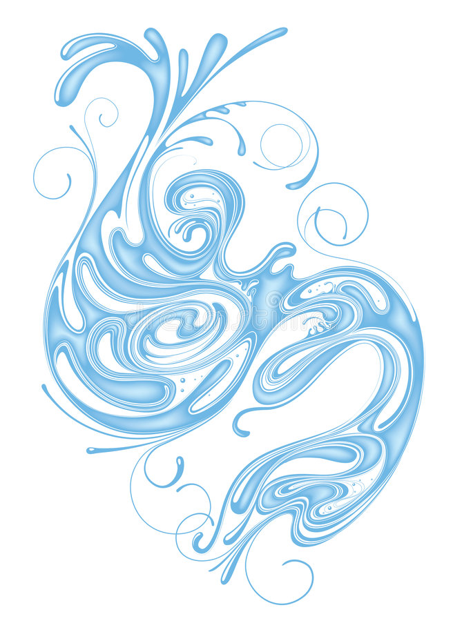 Free Whorl Of Water Stock Photos - 5675873
