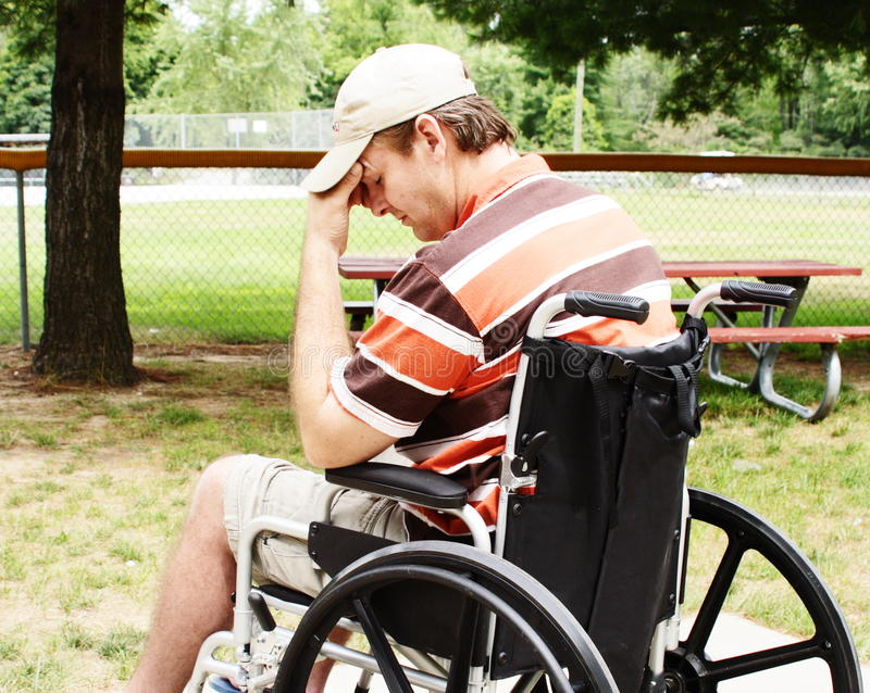 Download Why stock image. Image of discriminated, handicap, handicapped - 20493033